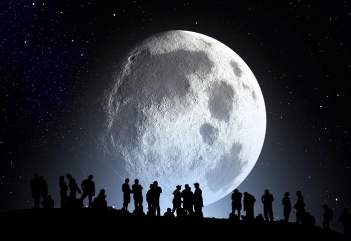 Mjesec i njegove promjene