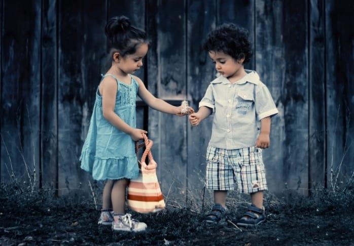 Ljubav između dvoje ljudi