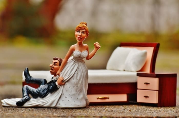 Krivi razlozi u ulaska u brak
