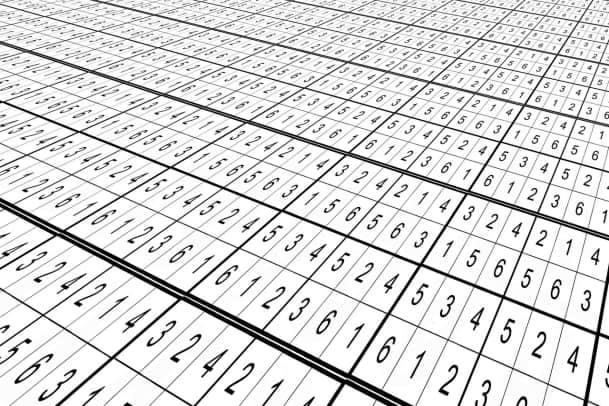 Imena i brojevi - značenje